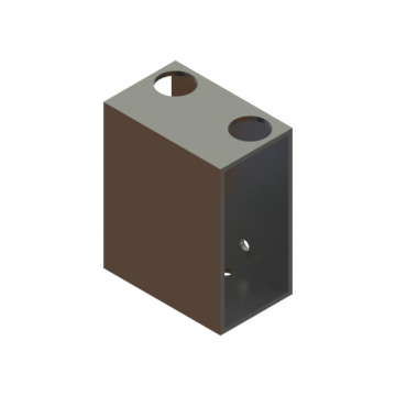 A-7589 MOUNTING BLOCK/ELECT. IGNITION