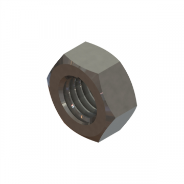 R-120 HEX NUT M8 X 1.25