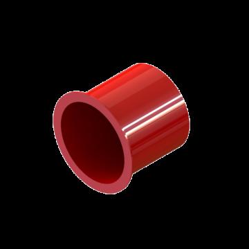 "PART-508 PLASTIC PULL PLUG FOR 1/4""NPT"