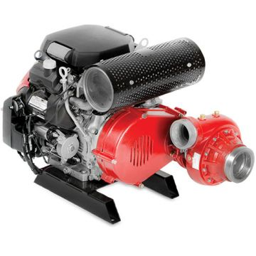 B2X-21H MID-RANGE FIRE PUMP, 2-STG, HONDA GX630