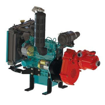 BB-4-D902V HIGH-PRESS BB-4® PUMP, 4-STG, DIESEL