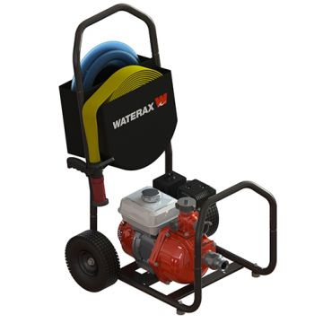 VS2-6C VERSAX® FIRE PUMP 2-STG HONDA GX200