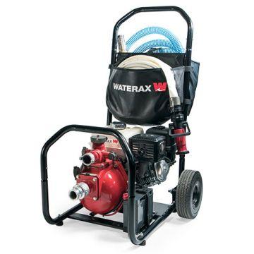 VS2-9EC VERSAX® FIRE PUMP 2-STG HONDA GX270 ELECTR