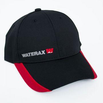 WATERAX RED/BLACK CAP