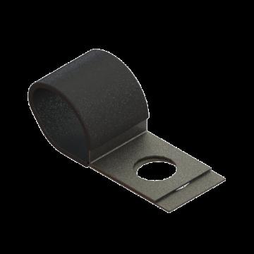 "B-5562-18 CLAMP PLASTIC COATED 9/16"" ID"