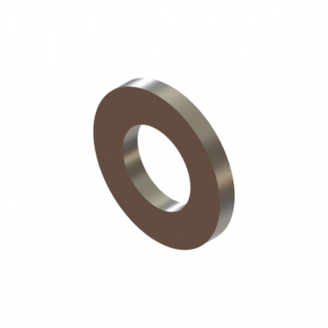 D-5269-7 WASHER 1/4 FLAT SS