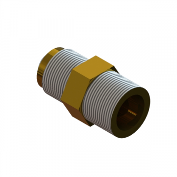 """PART-39 ADP. 3/8"""" M. NPT TO TUBE"""