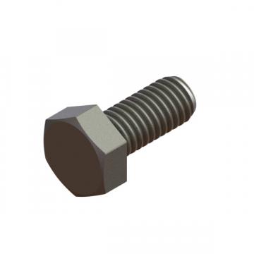 FAST-18 SCREW M6X1.0X14 HEX CAP ZINC