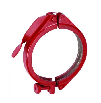 212-170P CLAMP ASSEMBLY, ALU. PAINTED