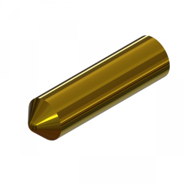 A-4027 INDEX PIN, BRASS
